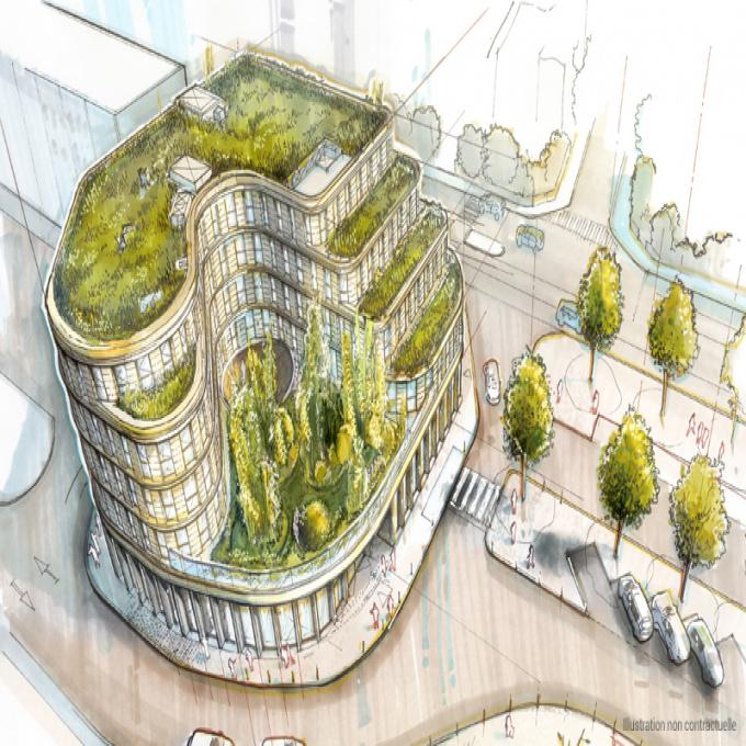 Programme neuf Appartement Saint-Germain-en-Laye (78100)