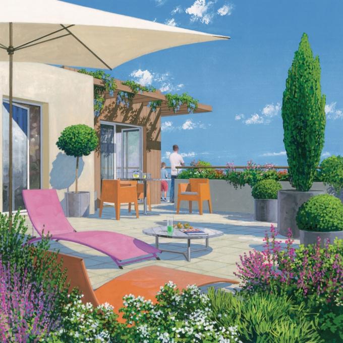 Programme neuf Appartement Nogent-sur-Marne (94130)