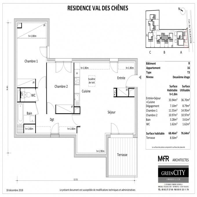 Programme neuf Appartement Boissy-Saint-Léger (94470)