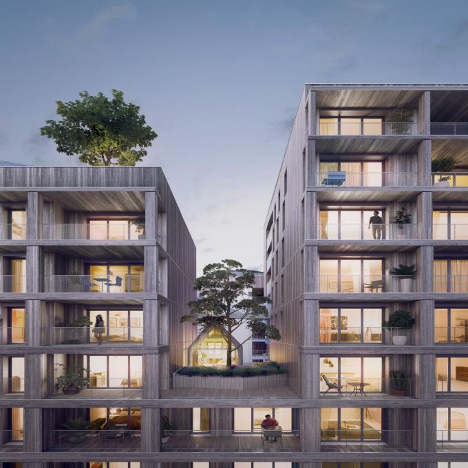 Programme neuf Appartement Paris (75013)
